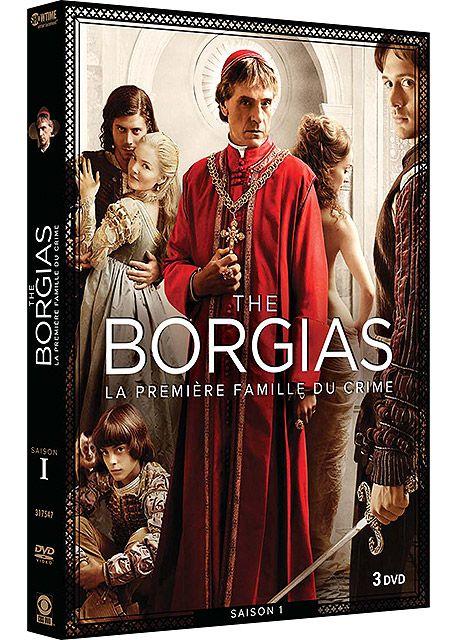 The Borgias DVD S1