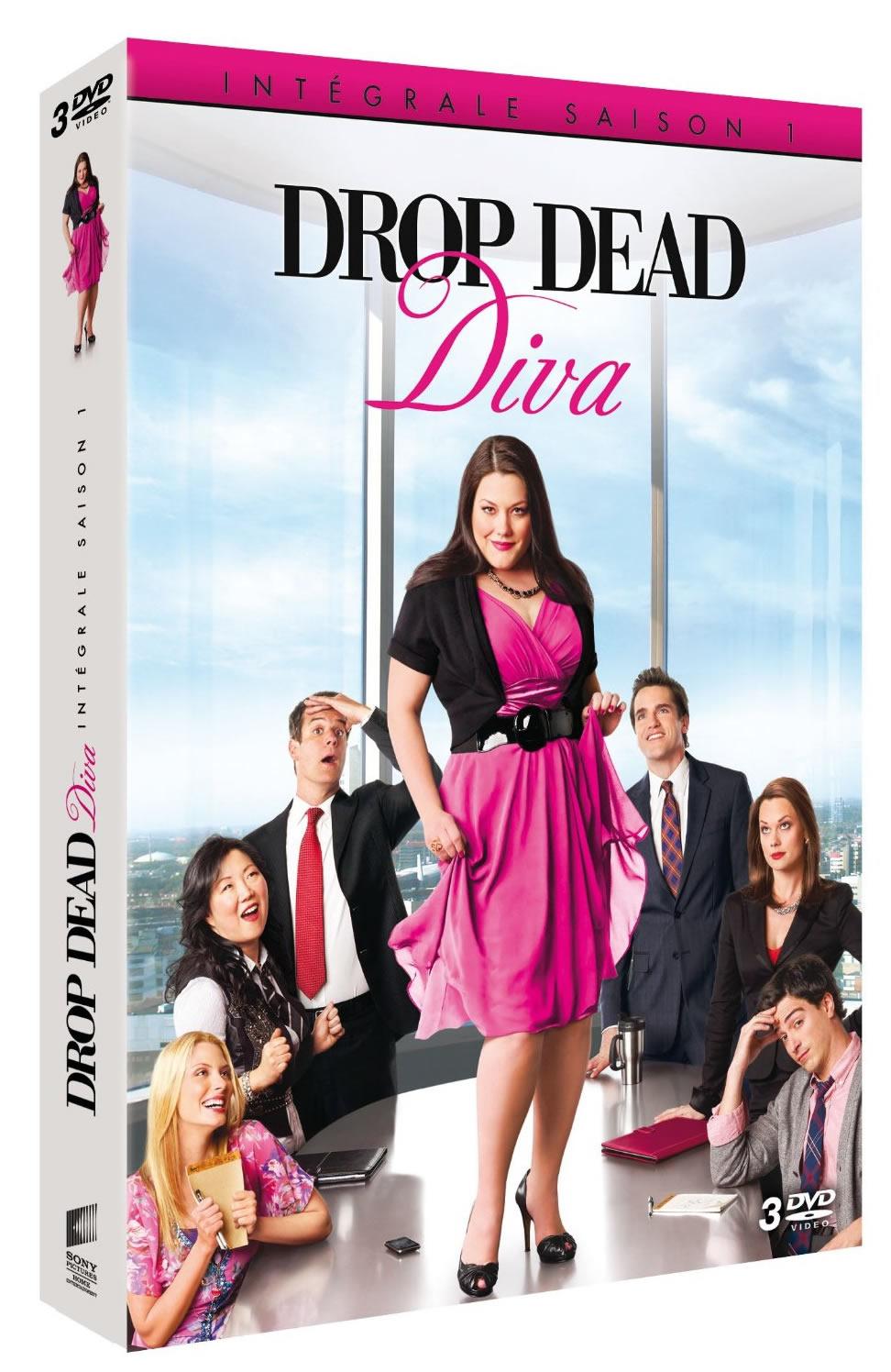 DDD DVD saison 1