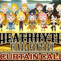 Theatrhythm Final Fantasy Curtain Call (3DS) : pot-pas-pourri