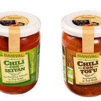 Chili con … et non ! Seitan ou tofu #Danival