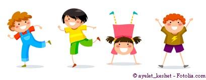 Animations pour groupes d'enfants
