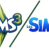 Les Sims 3 vs Les Sims 4