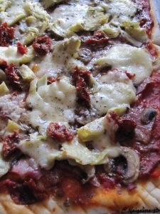 pizza italie