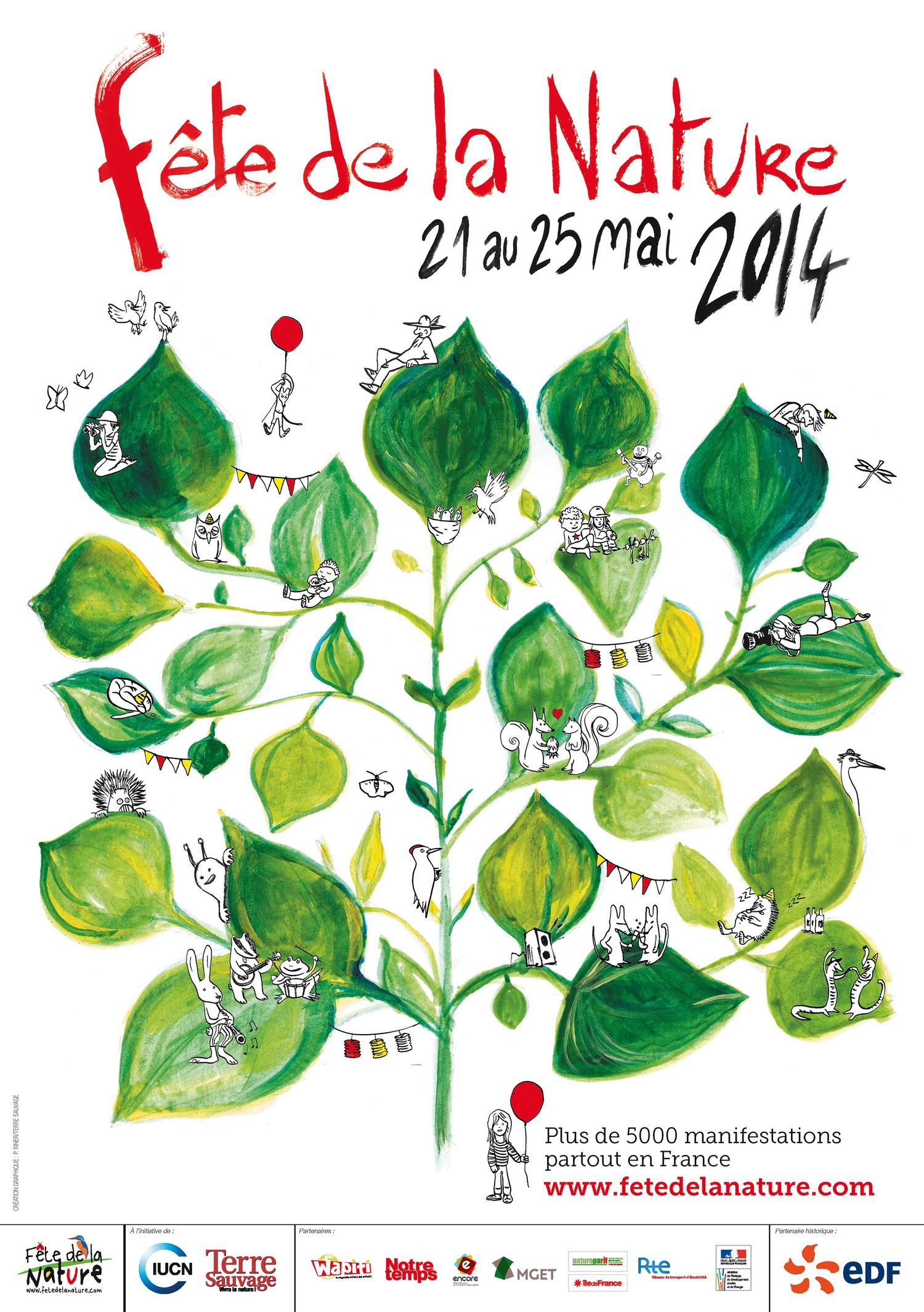 La Fête de la Nature 2014