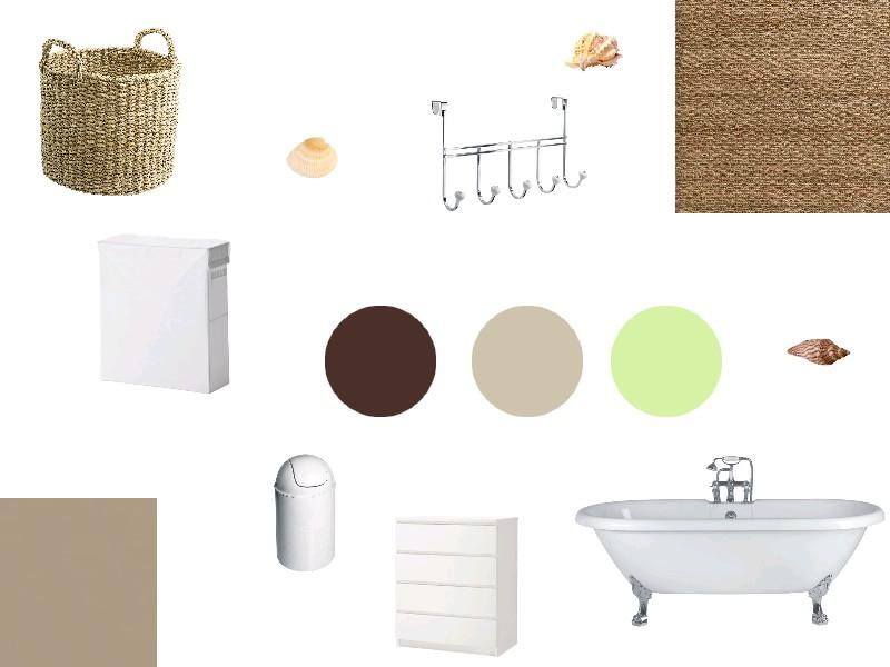 D co une salle de bain moderne et nature so what for Belle mere dans la salle de bain