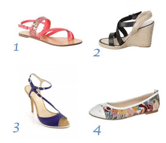 Soldes 2014 - chaussures