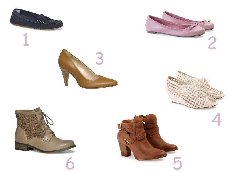Chaussures tous les jours