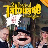 Festival du Tatouage du 4 au 6/07/14!