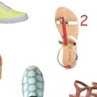 Des chaussures et des soldes (titre improbable*)