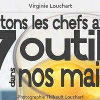 Imitons les Chefs avec 7 outils dans nos mains - Virginie Louchart