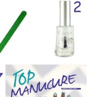 Des jolis ongles avec des produits bios ou naturels