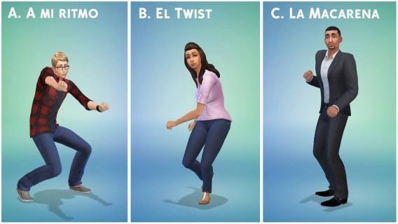 Les Sims 4 7