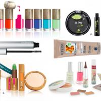 Quoi de neuf au rayon make up bio pour l'été ?