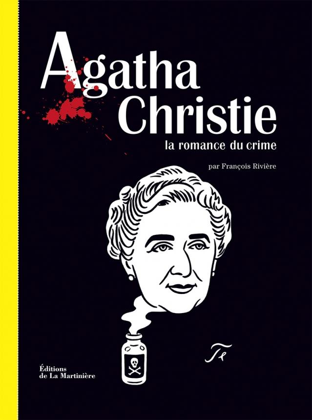Agatha Christie - la romance du crime