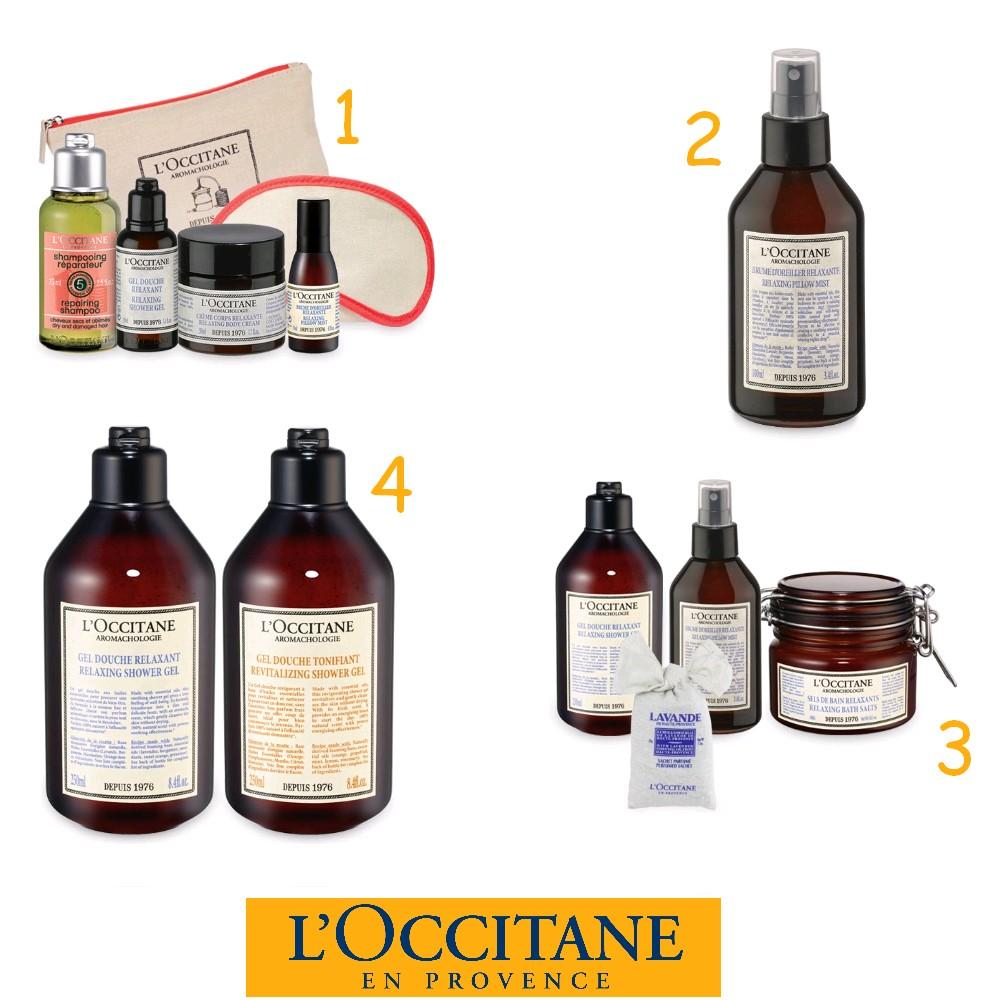 Aromachologie L'Occitane