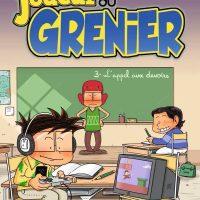 Le Joueur du Grenier fait sa rentrée avec une 3ème BD