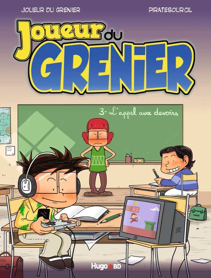 Joueur du Grenier - 3 L'appel aux devoirs