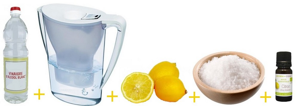 Fabriquer liquide lave-vaisselle maison