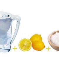 Un produit pour lave-vaisselle maison !