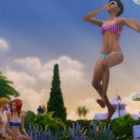Les piscines arrivent cette semaine dans Les Sims 4