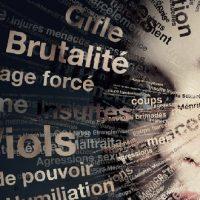 Sensibilisation aux violences faites aux femmes