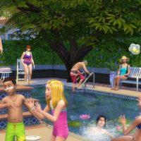 [Images] Les Sims 4 se jetteront bientôt à l'eau!