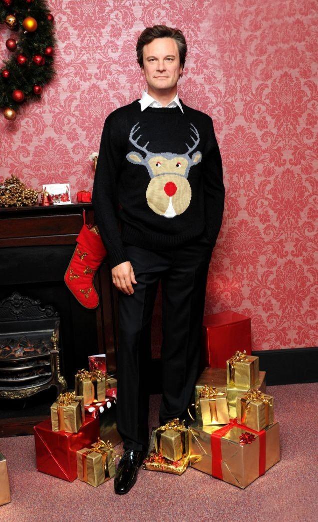 Marc Darcy - Le Journal de Bridget Jones - pull de Noël