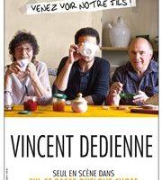 Courrons au théâtre voir Vincent Dedienne !