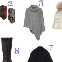14 accessoires tout doux et tout chauds pour l'hiver