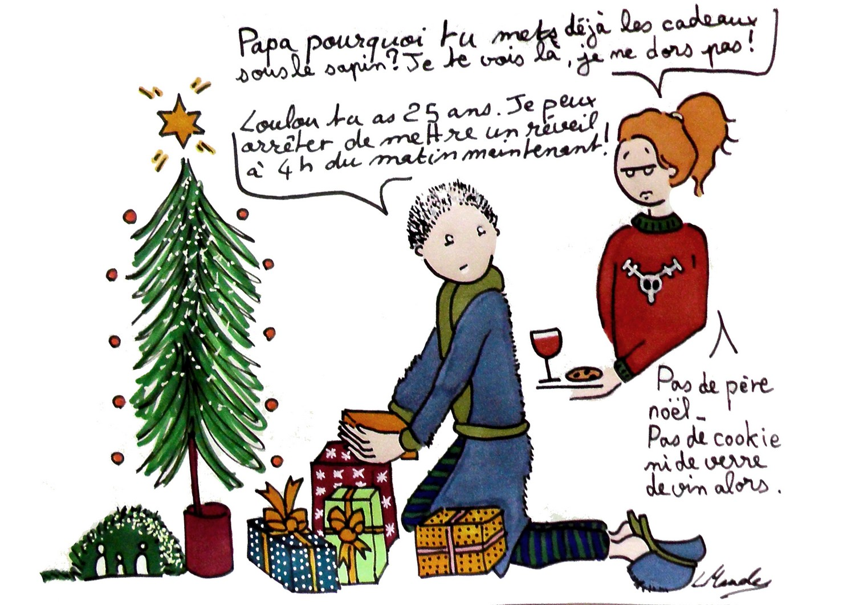 Joyeux no l so what - Guirlande joyeux noel ...