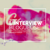 L'interview blogueuse : Charlène du blog Graphic'art