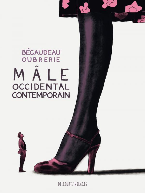 Mâle contemporain occidental