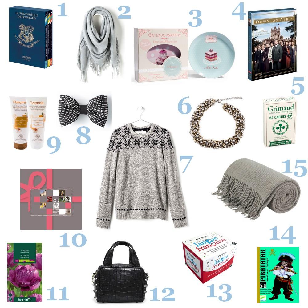 Sélection de cadeaux de Noël 2014