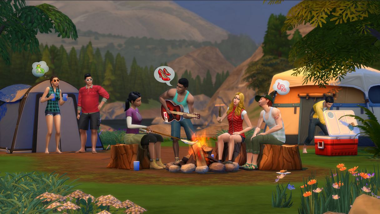 TS4 Outdoor retreat 1