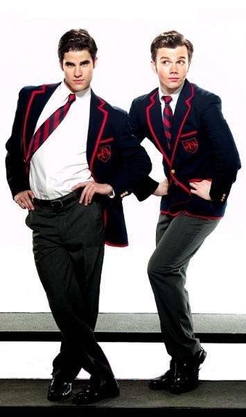 Kurt Hummel et Blaine Anderson