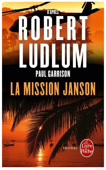La mission Janson - Paul Garrison