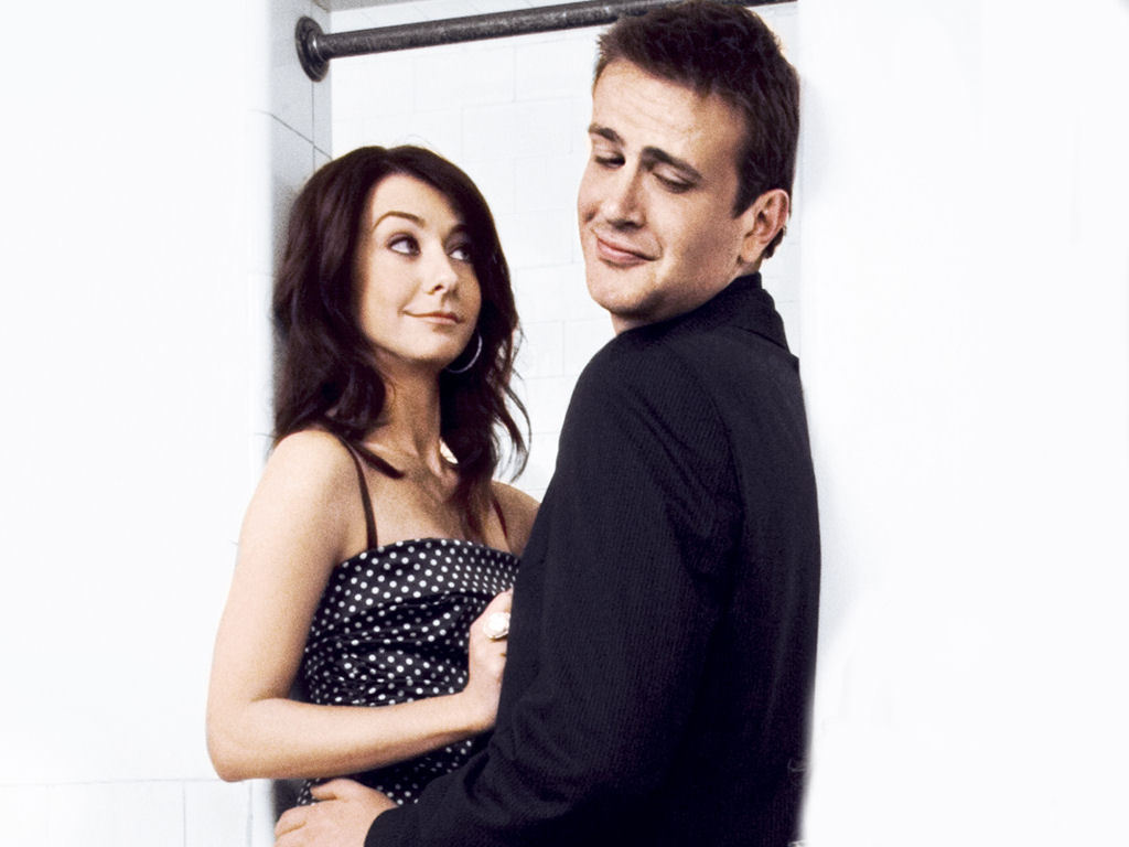 Marshall et Lily