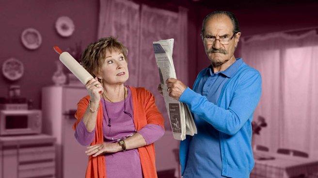 Raymond et Huguette