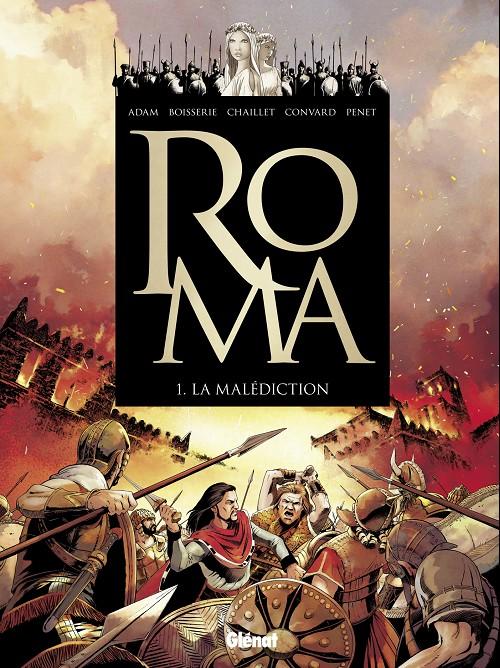 Roma Tome 1 la maléditcion