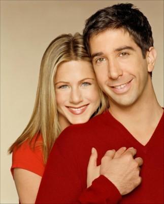 Ross et Rachel