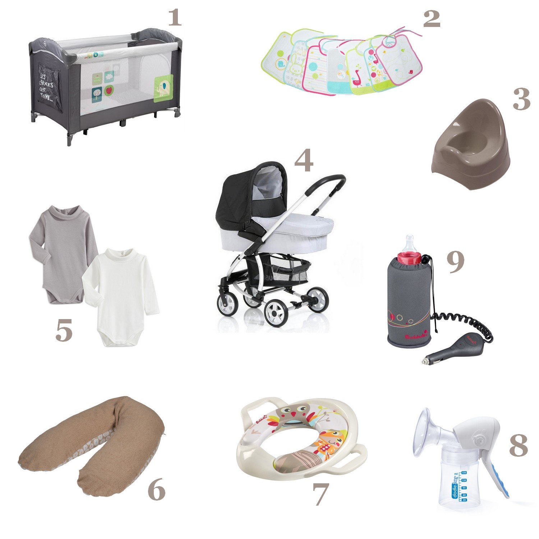 Sélection Auchan bébé