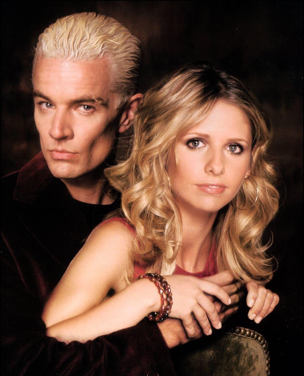 Buffy et Spike 3