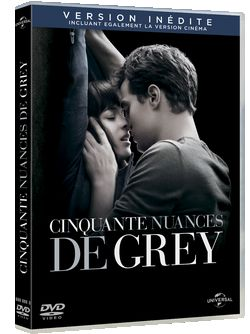 Cinquante Nuances de Grey en DVD