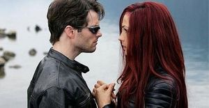 Cyclope et Jean Grey X-Men