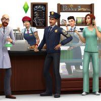 EA Games annonce Les Sims 4 Au travail