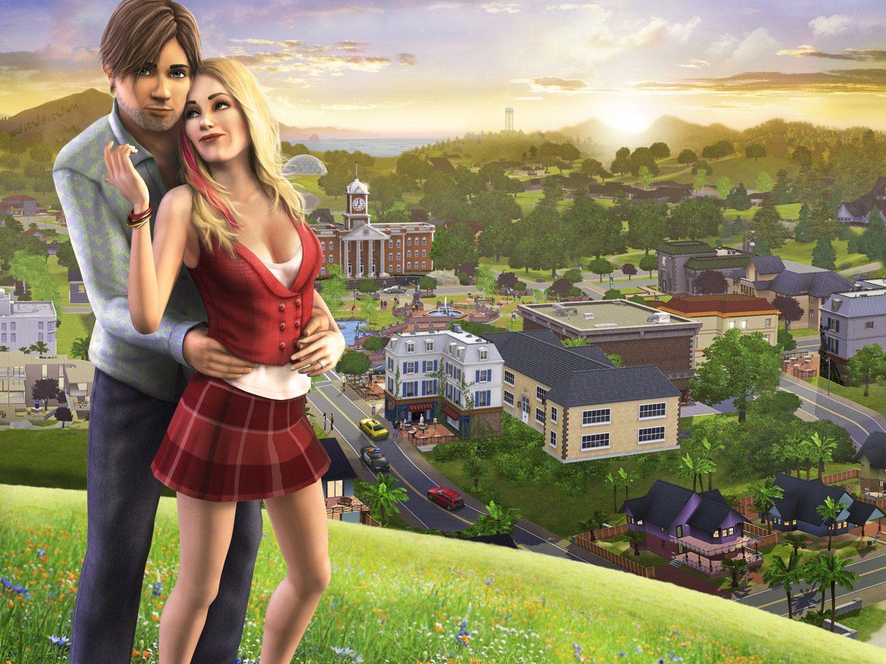 Les Sims 3 1