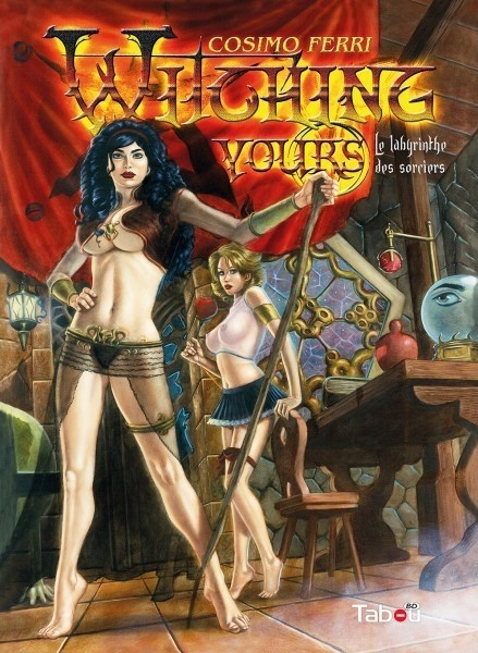 Witching yours tome 1