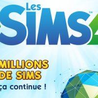 [Infographie] 12 000 ans de jeu pour Les Sims 4