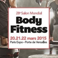 Salon Mondial Body Fitness 2015 à Paris