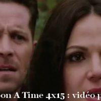 Once Upon A Time épisode 4x15 : vidéo promo